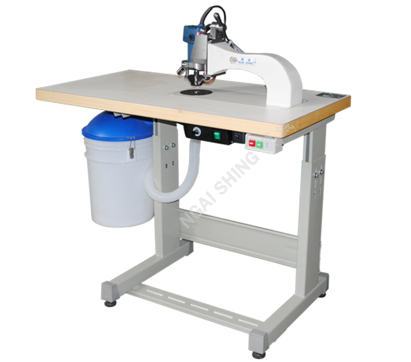Stitch Profile Clamp Milling Machine