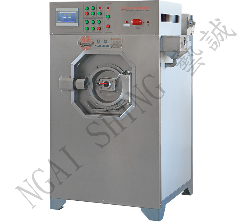 Automatic Washing & Dyeing Machine